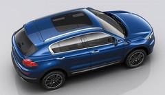 Qoros dévoile son SUV Qoros 5 loin de l'Europe
