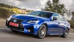 Essai Nouvelle Lexus GS F (2016) : Lexus se fâche