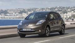 Essai Nissan Leaf : 250 km d'autonomie avec une nouvelle batterie
