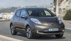 Essai Nissan Leaf 30 kWh : nouvelles piles