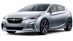 Subaru présentera deux concepts à Tokyo, dont la prochaine Impreza