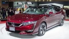 La Honda Clarity, l'hydrogène concurrente de la Toyota Mirai