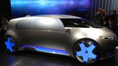Mercedes Vision Tokyo 2015 : un concept fait pour la génération Z