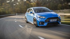 Ford Focus RS 2016 : premier essai en passager !