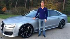 Essai Audi S8 Plus : faut-il l'appeler RS8 ?