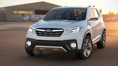Subaru VIZIV Future Concept : SUV hybride qui roule tout seul !