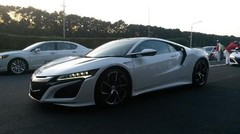 Emission Automoto : Tokyo, NSX, Mirai