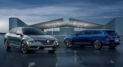 Les prix de la Renault Talisman berline et Estate