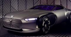 Renault rend hommage à Le Corbusier avec un concept-car