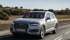Essai Audi Q7 e-tron quattro : premier contact du SUV hybride d'Audi