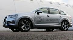 Essai Audi Q7 e-tron : Géant presque vert