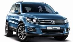 Volkswagen Tiguan Match 2015 : série spéciale de fin de carrière