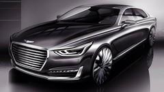 Hyundai : 1ers teasers de la G90 qui lance la marque Genesis