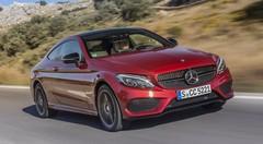 Essai Mercedes Classe C Coupé 250d (2015) : prime au raffinement