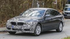 BMW Série 3 GT 2016 : les spyshots de la nouvelle Série 3 Gran Turismo