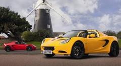 Lotus Elise Sport et Sport 220