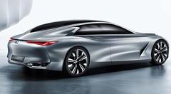 Infiniti développe une limousine pour concurrencer la Classe S