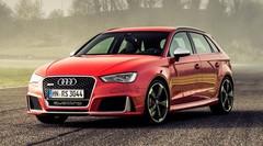 Essai Audi RS3 Sportback : Du son, des chevaux et du grip !
