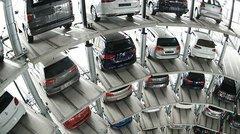 Le marché automobile européen en panne en octobre