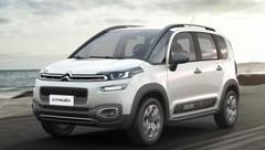 Un nouveau Citroën C3 Aircross pour l'Amérique du Sud