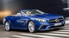 Mercedes SL 2016 : plus débridé