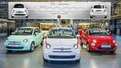 Fiat : 1,5 million de 500 dans la nature