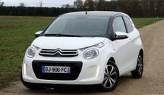 Essai Citroën C1 Puretech 82 : Fun et polyvalente