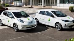 COP21 : Renault installe 90 bornes de recharge en région parisienne