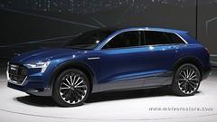 Audi prépare un réseau de bornes de recharge 150 kW