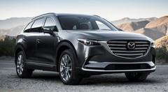 Mazda CX-9 : Le porte-étendard