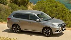 Essai Mitsubishi Outlander PHEV phase 2 : Plus d'allure