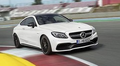 Mercedes-AMG C 63 Coupé : la puissance et la gloire