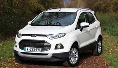 Essai Ford EcoSport : la cinquième roue du carrosse