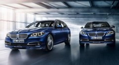 Alpina B5 Bi-Turbo 2016 : la M5 Competition égalée