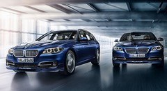 Alpina B5 Bi-Turbo 2016 : un V8 de 600 chevaux