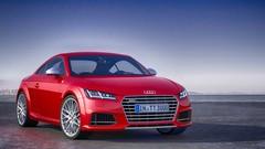 L'Audi TT RS presque prêt pour Genève 2016