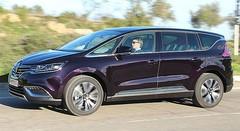 Renault Espace 5 : élu Taxi de l'Année 2015-16