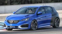 Peugeot nous détaille la 308 R Hybrid