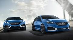 La Peugeot 308 R HYbrid de 500 chevaux sera produite !