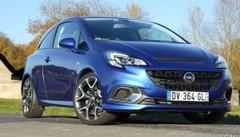 Essai Opel Corsa OPC : Rapide comme l'éclair