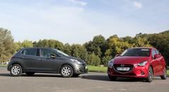 Essai Peugeot 208 restylée vs Mazda 2 : le putsch japonais