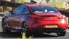 Le future coupé Infiniti Q60