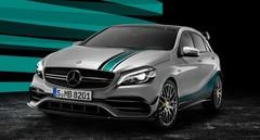 Mercedes : une Classe A 45 AMG pour célébrer le titre de Formule 1