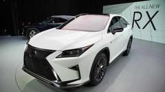 Lexus : bientôt un RX-F avec un V8 ?