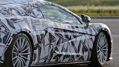 McLaren : la 570S à quatre places débusquée ?