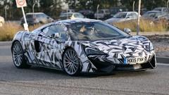 La future McLaren 570 GT