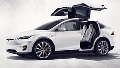 Tesla Model X : nouvelle entrée de gamme 70D