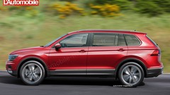 Volkswagen Tiguan XL : L'extension XL