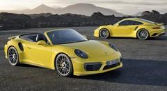Porsche 911 Turbo 2016 : Traitement de cheval