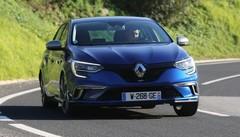 Essai Renault Megane 4 GT TCE 205 EDC7 4Control 2016 : Un losange argenté négociant en virages